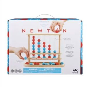 Newton Marbles Strategy Game -Interactive Workshop